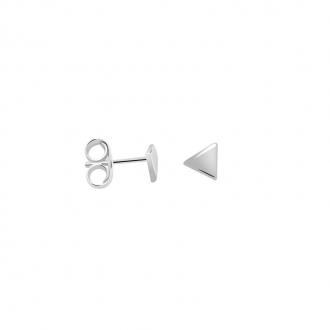 Boucles d'oreilles Femme Carador triangle argent 925/000