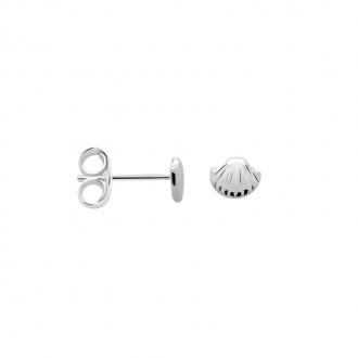 Boucles d'oreilles Femme Carador coquillage argent 925/000 M60818