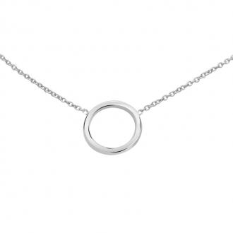 Collier Femme Carador cercle argent 925/000 MCL1463A
