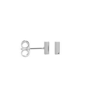 Boucles d'oreilles Femme Carador rectangle argent 925/000 MOR8804D2X2