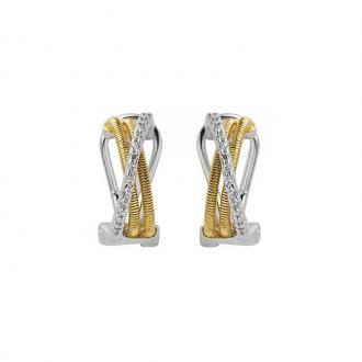 Boucles d'oreilles Femme Jourdan Bijoux Adagio Argent 925/000 AOG 618