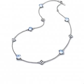 Collier Baccarat Mini Médicis Aqua 2811632