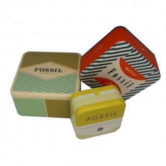 Boucles d'oreilles femme Fossil Vintage Glitz puces JF02906791