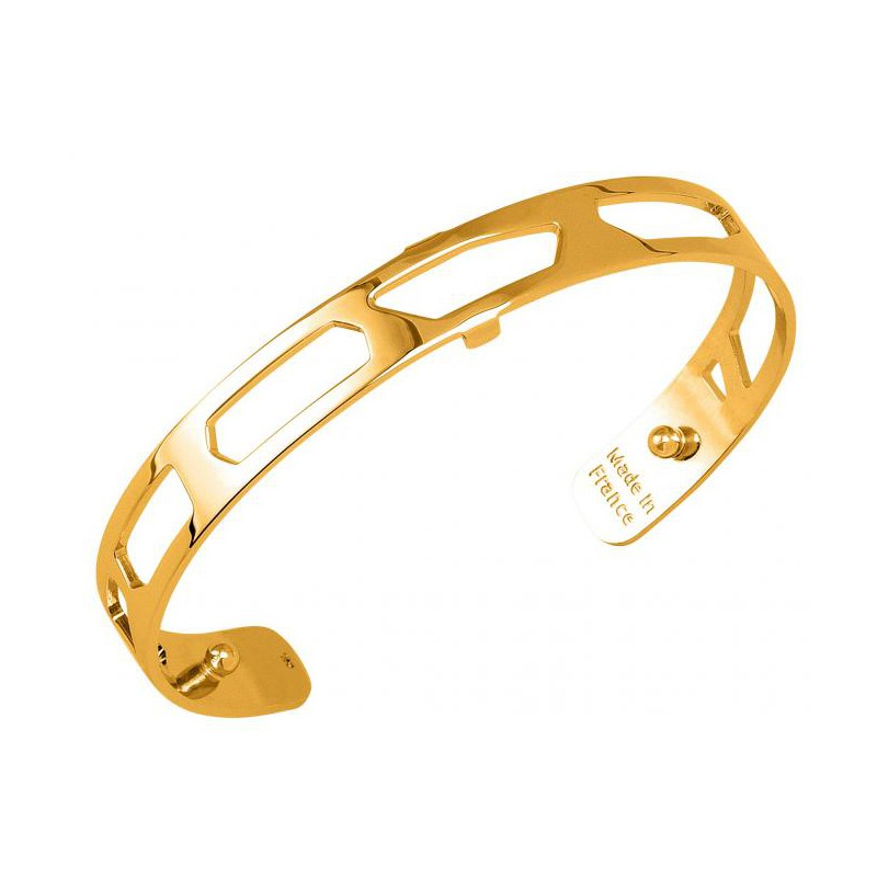 Bracelet Les Georgettes GIRAFE 8 mm finition or 70316870100000