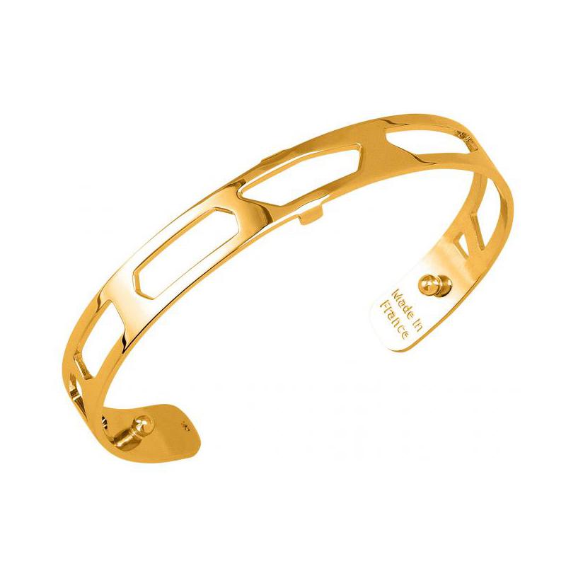 Bracelet Les Georgettes GIRAFE 8 mm finition or 70316870100000