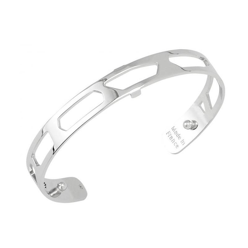 Bracelet Les Georgettes GIRAFE 8 mm finition argent 70316871600000