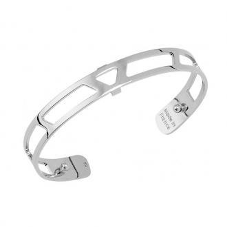 Bracelet Les Georgettes IBIZA 8 mm finition argent 70316891600000