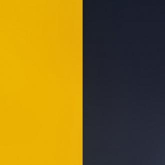 Vinyle pour boucles d'oreilles demi lune Les Georgettes Sun/Marine 703218384A4000