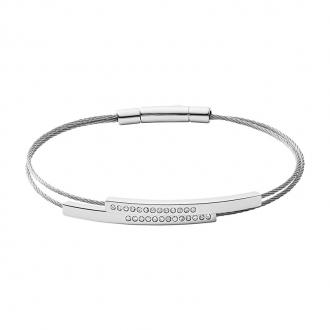 Bracelet femme Skagen Elin acier argenté SKJ1117040