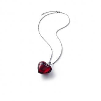 Collier Baccarat Romance rouge miroir 2807159