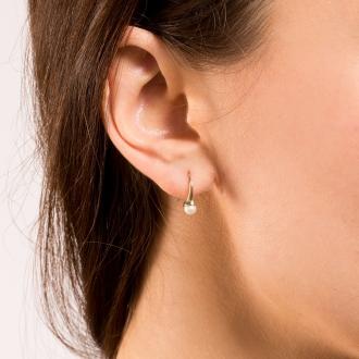 Boucles d'oreilles Femme Caroline Néron Gouttelettes 107904210002