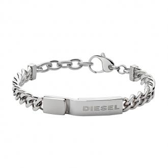 Bracelet Homme Diesel Stacked acier DX0966040
