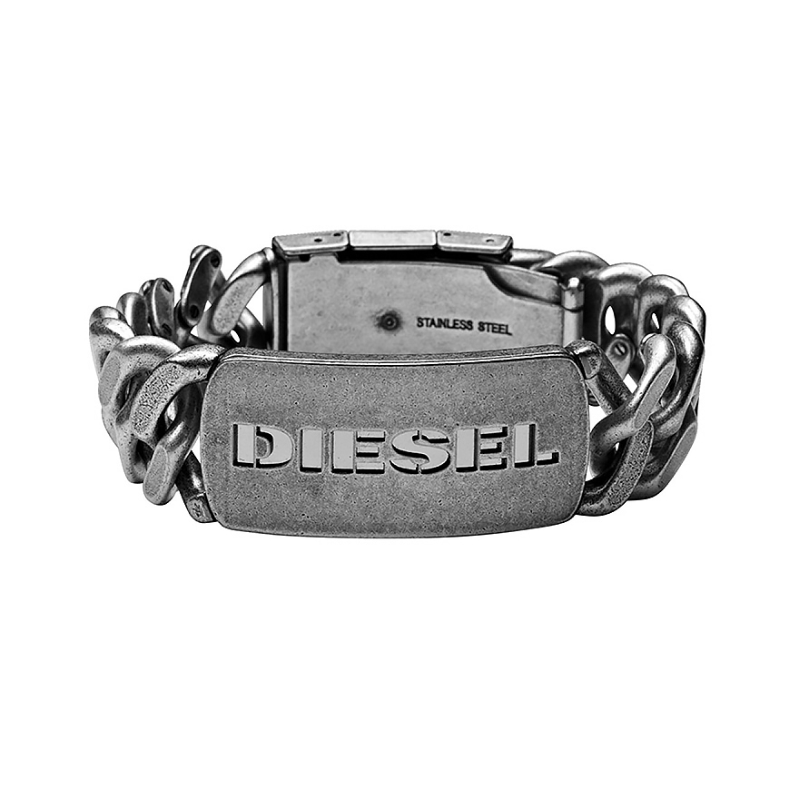 Bracelet Homme Diesel Steel acier DX0656040