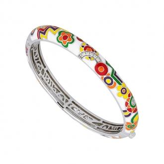 Bracelet Jonc Una Storia Summer argent 925/000 JO121187