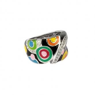 Bague Una Storia Pop Rock argent 925/000 BG121157
