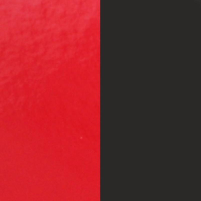 D'oreilles Boucles Georgettes Vernisnoir Les Vinyle 703218484ao000 Créoles Rouge Pour j4q3RLc5A