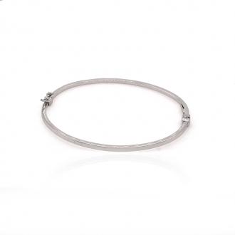 Bracelet jonc Carador argent 925/000