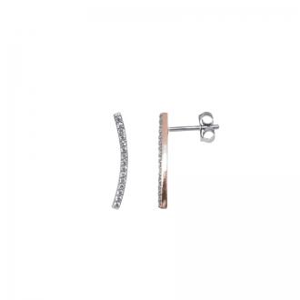 Boucles d'oreilles Silver Pop Argent 925/000