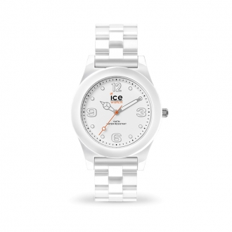 Montre Ice Watch Ice Slim blanche medium 015776