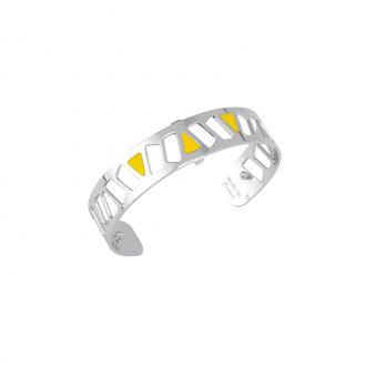Bracelet Les georgettes Les Couleurs design Mai Tai finition argent 14 mm 70316291604000
