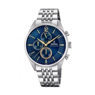 Montre Homme Festina Timeless chronographe F20285/3