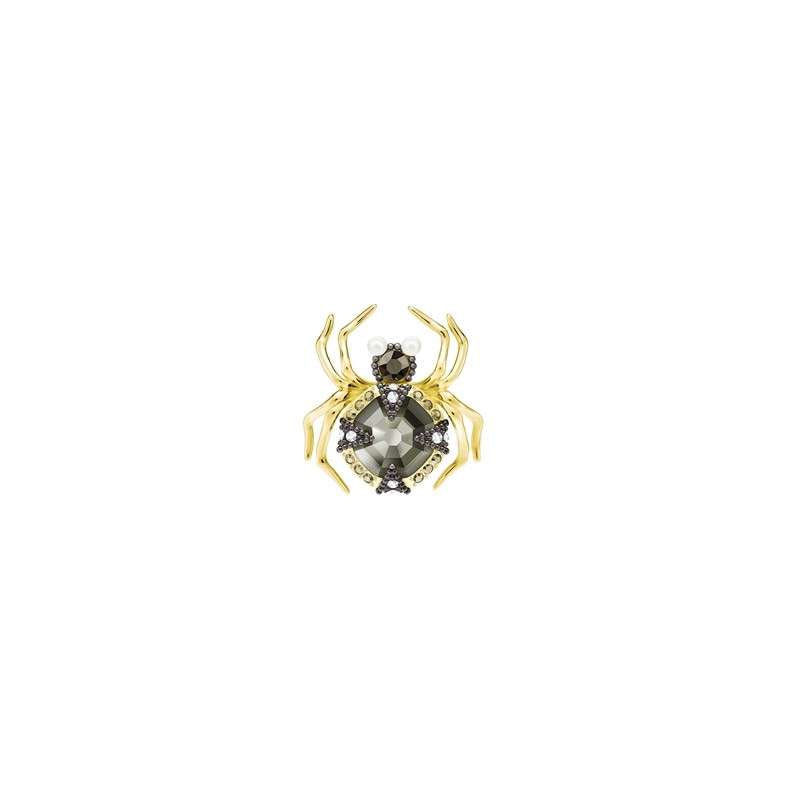 Boucle d'oreille Swarovski Araignée mystique 5429953