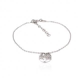 Bracelet femme Carador arbre de vie en argent 925/000