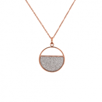 Collier Amporelle forme ovale