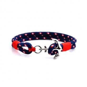 Bracelet Homme Carador Ancre marine KMA0538