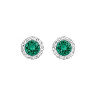Boucles d'oreilles Swarovski Angelic, vert 5267105