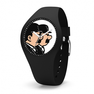 Montre Tintin Ice-Watch Dupond & Dupont