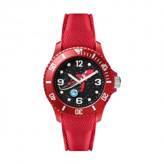 Montre Tintin Ice-Watch rouge