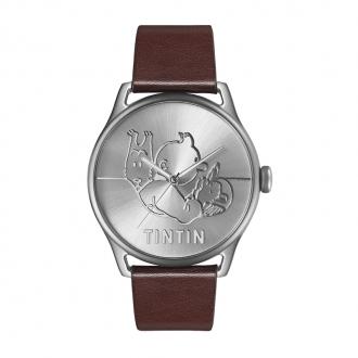 Montre Tintin et Milou Soviet Ice-Watch