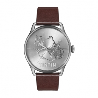 Montre Tintin et Milou Soviet Ice-Watch