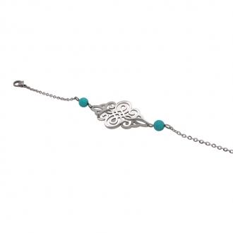 Bracelet Amporelle arabesque dentelle LSB3223-U