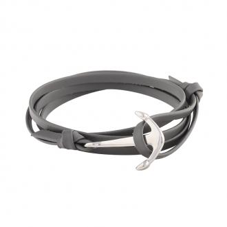 Bracelet Carador homme gris