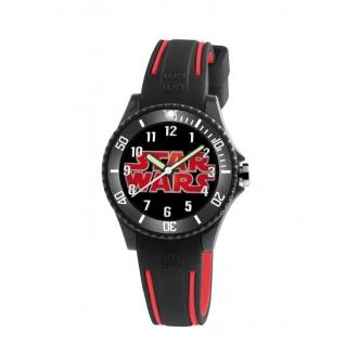 Montre Carador Star-wars noire/rouge