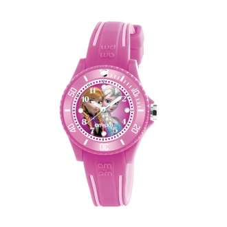 Montre AM:PM Disney rose