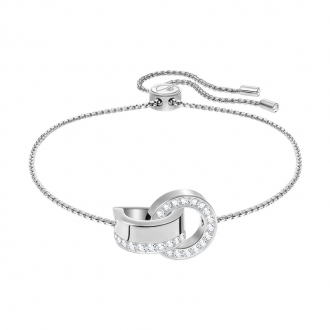 Bracelet Femme Swarovski Hollow argenté 5373969