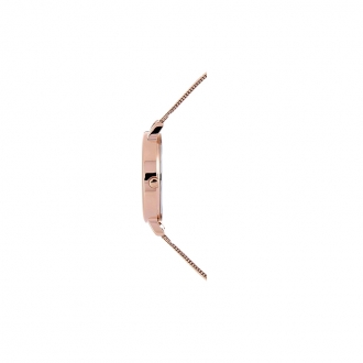Montre Femme Pierre LANNIER WEEK-END SYMPHONY acier doré rose 091L918