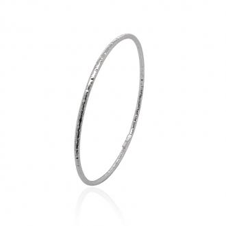 Jonc bracelet Carador Argent 925/000 139BK28W