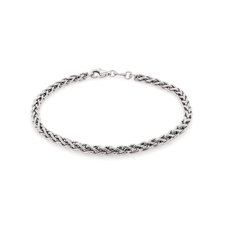 Bracelet souple Carador Maille Spiga SP08018