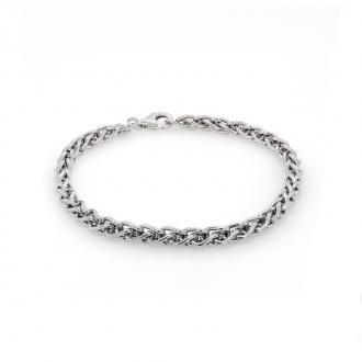 Bracelet souple Carador Maille Spiga SP10018