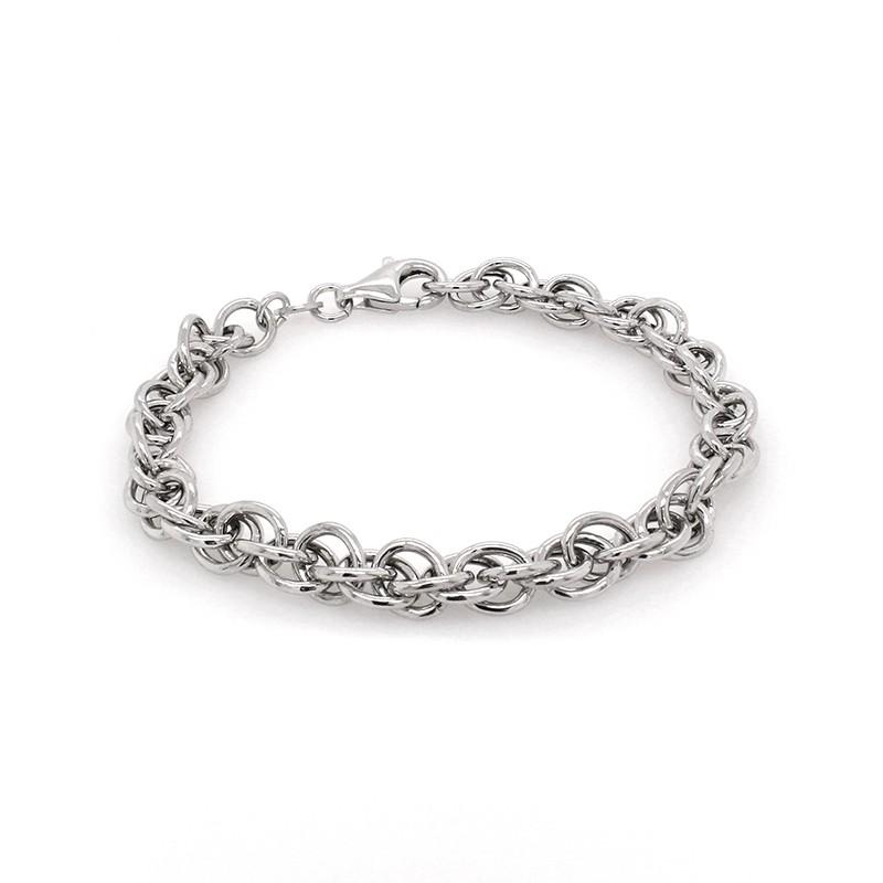 Bracelet souple Carador Maille Corde CRD12018