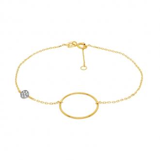 Bracelet Carador Or Poétique BR126