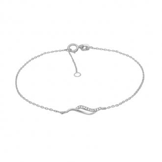 Bracelet Carador Or 375/00e BR805