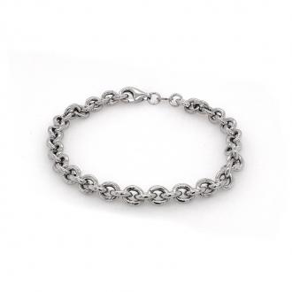 Bracelet Carador maille fantaisie FZ14018
