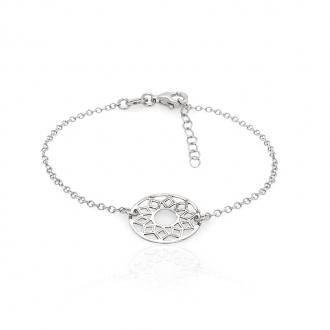 Bracelet Carador Pièce argent 925/000e 47BK148W