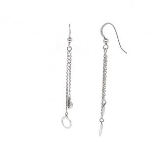 Boucles d'oreilles Carador pendantes S125345E2
