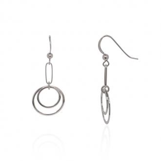 Boucles d'oreilles Carador Argent 925/000e S121067E2